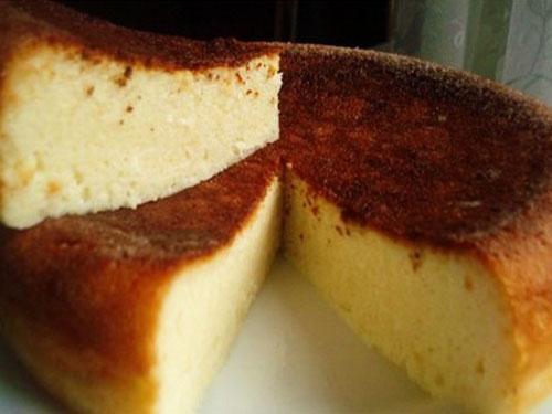 Манный бисквит рецепт