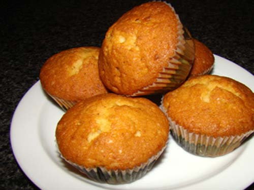 Кексы рецепт пошаговый с фото
