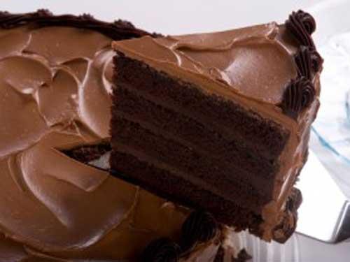 Рецепт шоколодного торта фото